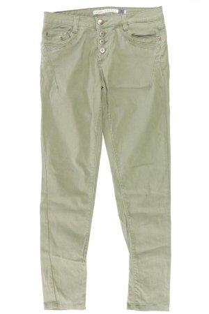 Urban Surface Jeans a gamba dritta verde oliva