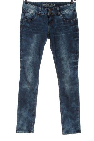 Urban Surface Straight-Leg Jeans blau Casual-Look