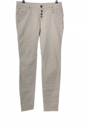 Urban Surface Stretch broek wolwit casual uitstraling