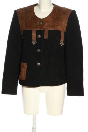 Ursl Trachten Traditional Jacket black-brown casual look