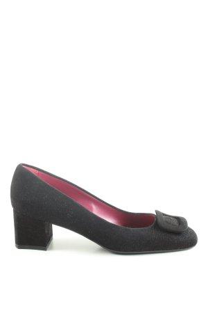 Ursula mascaró Chaussure décontractée noir style décontracté
