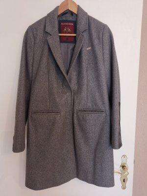 US Polo Assn Jacke Mantel grau Gr 36 wie Neu