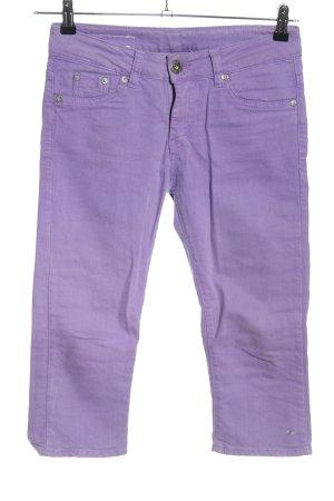 Used II Jeans 3/4 Jeans blau Casual-Look