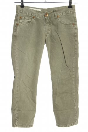 Used II Jeans 7/8 Jeans khaki Casual-Look
