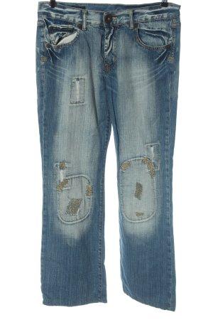 Used II Jeans Straight-Leg Jeans