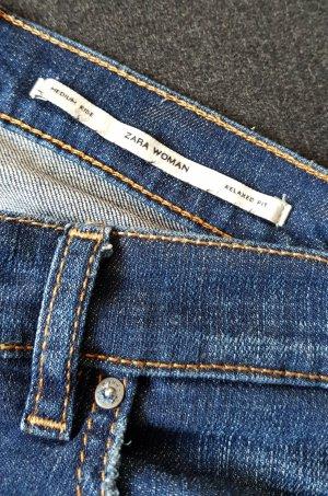 Used Jeans Zara Woman, Medium Rise
