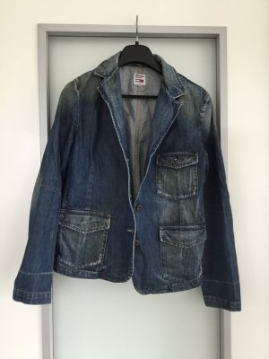 Used-Look I Jeansjacke Holly I Gr. L