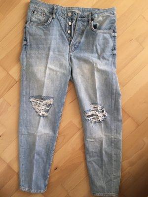 Used Look Jeans von Topshop