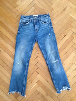 Used look Zara Jeans