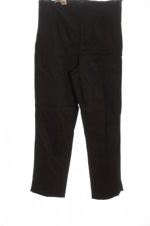 Uta Raasch Pantalone a vita bassa marrone stile casual