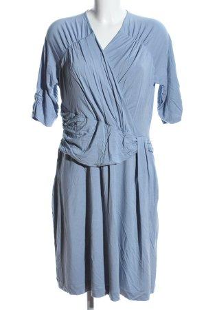 Uta Raasch Minikleid blau Casual-Look
