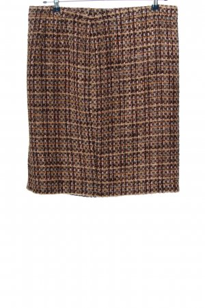 Uta Raasch Knitted Skirt check pattern casual look