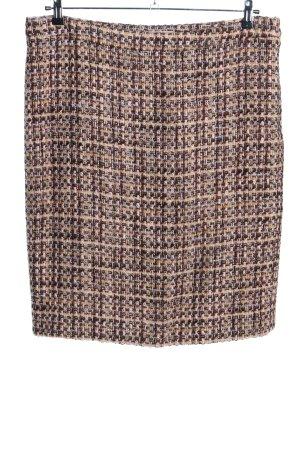 Uta Raasch Knitted Skirt check pattern casual look