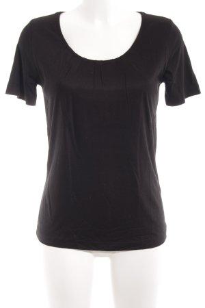 Uta Raasch T-Shirt schwarz Casual-Look