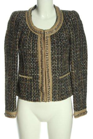 Uta Raasch Blazer Tweed marrón look casual