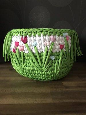 Handmade Torebka koszyk Wielokolorowy