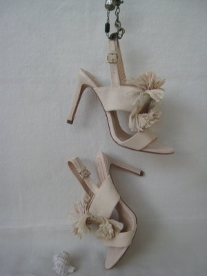Uterque ´´Bezaubernde Luxus Sandaletten Elegant & Edel NP 155 € Top