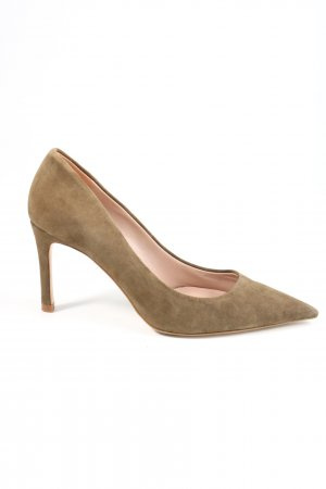 Uterqüe High Heels pink Casual-Look