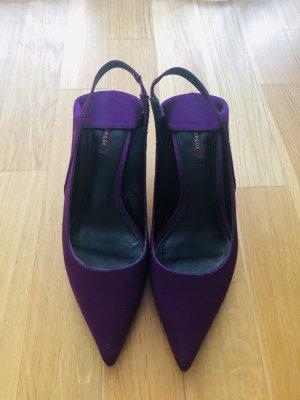 Uterqüe Stiletto violet