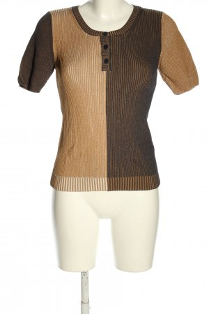 Uterqüe Knitted Jumper flecked casual look