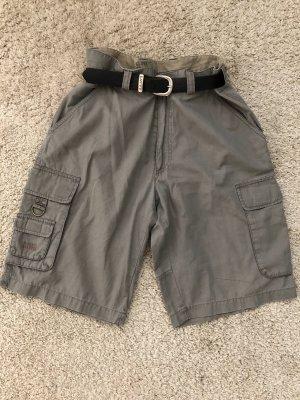Pantalón de camuflaje marrón grisáceo