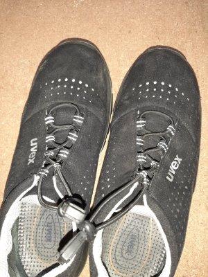 Uvex Wingtip Shoes black