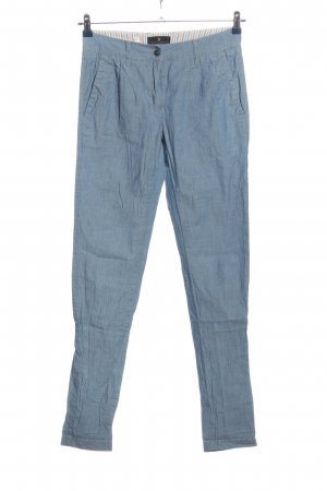 uvr connected Chinohose blau Casual-Look