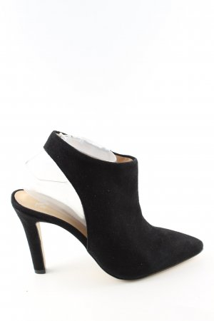 Slingback Pumps black elegant