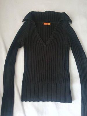 v- Ausschnitt  pullover