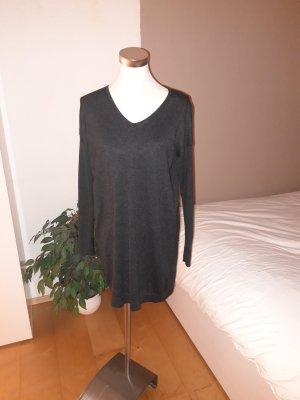 V-Ausschnitt Pulloverkleid Mango