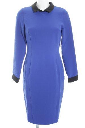 V by Very Langarmkleid blau Elegant