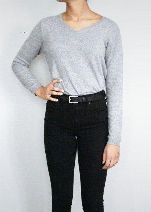 V-neck Cashmere Pullover