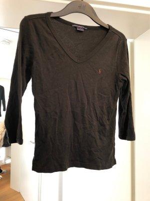 V-Neck Shirt Polo