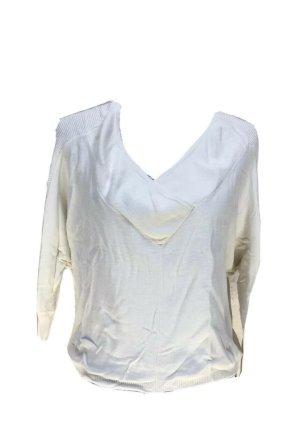 V-Pullover von B.C. Best Connections by Heine, ecru / nude Gr. 34 XS Sommer Pullover