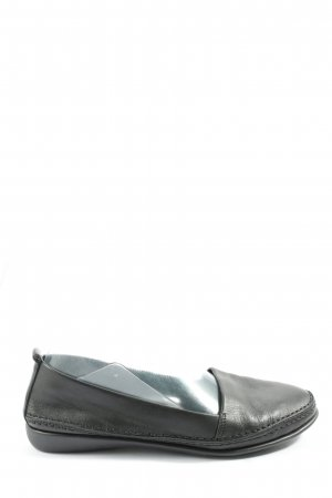 Va bene Foldable Ballet Flats black casual look