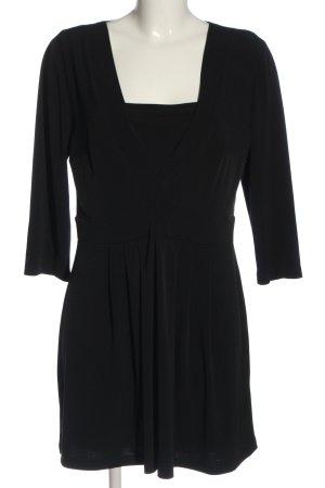 Va bene Longsleeve Dress black casual look