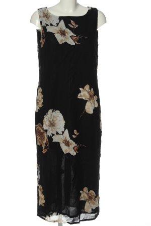 Va bene Midi Dress themed print casual look