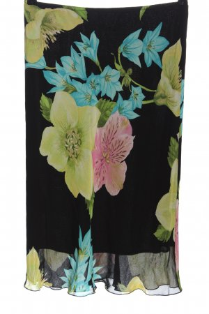 Va bene Midi Skirt allover print casual look