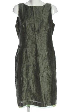 Va bene Pinafore dress khaki casual look