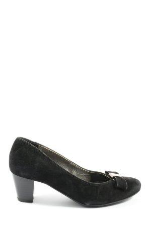 VA Milano High Heels schwarz Elegant