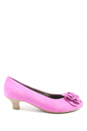 VA Milano Spitz-Pumps pink Casual-Look