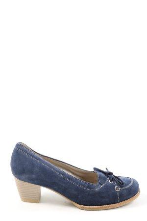 VA Milano Zapatos Informales azul look casual