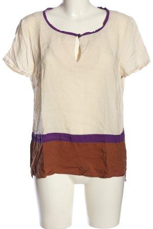 Vackpot Kurzarm-Bluse