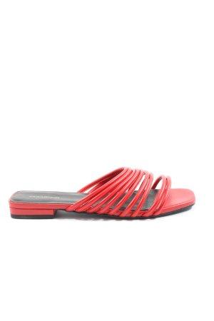 Vagabond Riemchen-Sandaletten rot Casual-Look