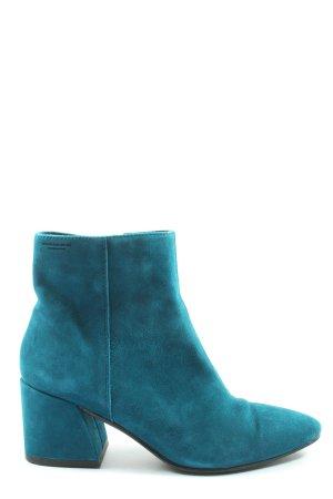 Vagabond Booties blau Casual-Look