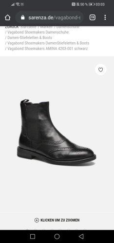 Vagabond Korte laarzen zwart