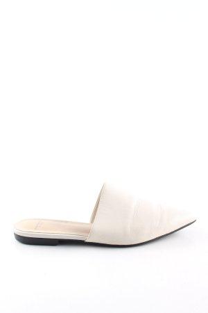 Vagabond Sabots natural white casual look