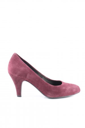 Vagabond High Heels rot Business-Look