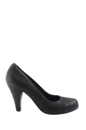 Vagabond High Heels black casual look