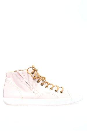 Vagabond High Top Sneaker weiß Casual-Look